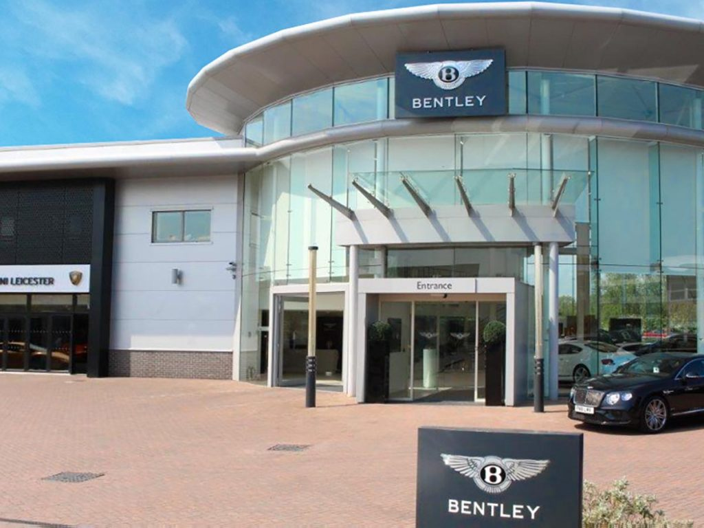 BENTLEY LEICESTER