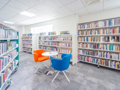 DAVENTRY LIBRARY