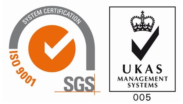 Accreditations SGS